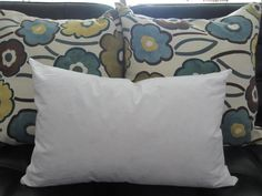 12X20 Pillow Insert Interesting Essential Pillow Inserts From Ballard Designs 12 X 20  Products I 2018