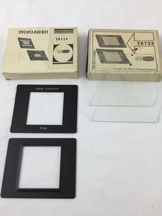 Vintage Meopta Negative Holder 6x6 cm for Photo Enlarging | eBay