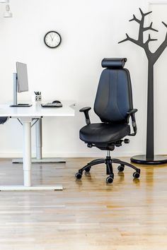 RH Logic... Designed for human performance #InspireGreatWork #Scandinavian #design #office