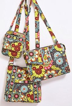 Perfect Petals Disney Vera Bradley.  New design featuring Mickey Mouse!!