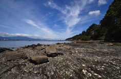 Chilling in Campbell River, BC