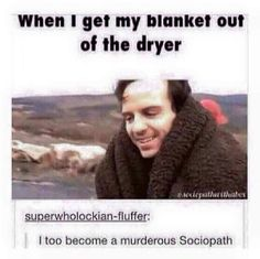 I too become a murderous sociopath <<< Psychopath, you idiots. SH <<< That comment lol. << seriously, Moriarty is the psychopath. Sherlock is the high-functioning sociopath. Sherlock Bbc, Sherlock Fandom, Jim Moriarty, Sherlock Quotes, Sherlock Bored, Watson Sherlock, Johnlock, Detective, Benedict And Martin