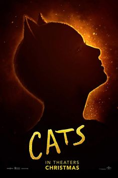"""In the streets of London, a kitten, Victoria, is abandoned by her owner. The alley cats around witness this and introduce her into the world of the """"Jellicle"""" tribe. Cat Movie, Movie Tv, Cats Cast, Broadway, Cat Online, Motion Capture, Cats Musical, Alley Cat, Movies 2019"""