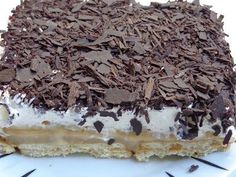 Greek Sweets, Greek Desserts, Greek Recipes, Cookbook Recipes, Baking Recipes, Cheesecake Recipes, Dessert Recipes, The Kitchen Food Network, Banoffee