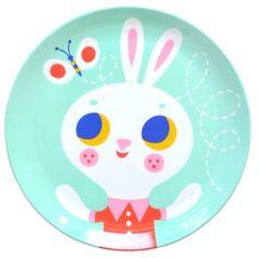 Lautanen Rabbit Mint, Helen Dardik