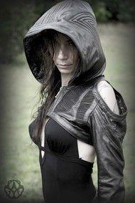 Heiress Crop Jacket 2.0 (Full Leather)