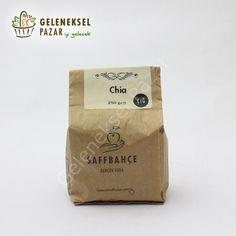 Lif, protein, vitamin, mineral ve doğal antioksidan kaynağıdır. SaffBahçe Chia >> http://www.gelenekselpazar.com/SaffBahce-Chia-250-gr,PR-41412.html