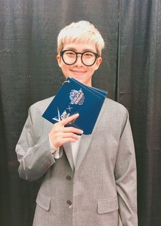 Rapmonster MC ❤ #Todaysbangtan Thanks for coming to see #BTS #방탄소년단 at #KCON16NY!! See you next time.