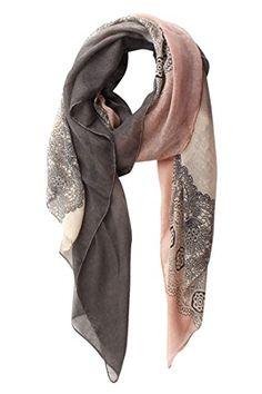 GERINLY Lightweight Scarves: Fashion Lace Print Shawl Wra... https://www.amazon.com/dp/B00WRZFJZW/ref=cm_sw_r_pi_dp_XGKIxb678NMSN (affiliated link)