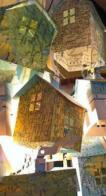 The Digital Flâneur: Archive - Little Houses from maps