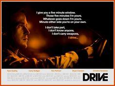 Drive fan made poster, alternative, Emilio Luna