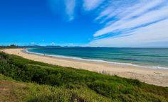 Main Beach, Byron Bay www.parkmyvan.com.au #ParkMyVan #Australia #Travel #RoadTrip #Backpacking #VanHire #CaravanHire