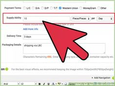 Image titled Sell Your Products on Alibaba Step 14