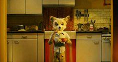 Kristofferson Silverfox of Fantastic Mr. Fox (2009)