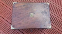 SALE Stunning Victorian writing slope in lovely condition for age by suffolkoddsandends on Etsy