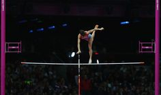 Elena Isinbaeva. See you next time.