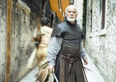 Ian McElhinney on late-in-life fame and Barristan Selmy's early exit
