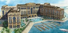 Refrigerated Beach In Dubai Being Planned (PHOTOS)