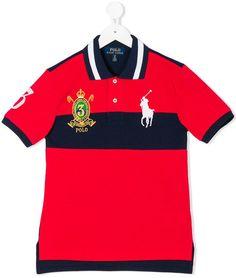 Designer Polo Shirts for Boys – Smart Casual Boys' Wear Ralph Lauren Logo, Ralph Lauren Kids, Scania V8, Boys Wear, Kids Logo, Smart Casual, Swagg, Color Combinations, Boston