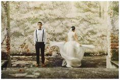Rustic Mexican Wedding at Hacienda San Gabriel | Photo by Fer Juaristi
