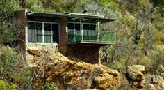 Thabela Thabeng is an eco mountain retreat. Chalets with private  balconies and fire places. Some with corner baths and glass walls. Romance is in the air!