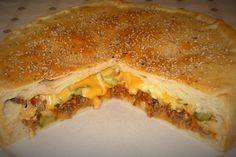 Cheeseburger-Kuchen (Rezept mit Bild) von zuiko | Chefkoch.de