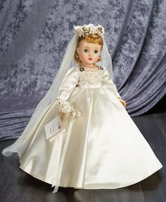 ~ Madame Alexander Doll From 'Everybody Loves A Bride Series' (1952)