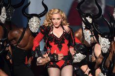 Madonna, sexy torera nel video di 'Living For Love' - Radio Web Italia Madonna 2015, Madonna Live, Staples Center, Illuminati, 57th Annual Grammy Awards, Satanic Ritual Abuse, Rocky Horror Picture, Quites, Concert