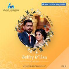 പുതിയ തുടക്കത്തിന് ഇന്റിമേറ്റ് മാട്രിമോണിയുടെ എല്ലാവിധ ആശംസകളും ❤ #intimatematrimony #Keralawedding #intimatewedding #intimatecouple #malayalibride #married #love #wedding #marriage #bride #couple #weddingday #couplegoals #marriedlife #wife #life #husband #family #couples Christian Matrimony, Kerala Matrimony, Malayali Bride, Kerala Bride, Married Life, Couple Goals, Wedding Day, Marriage, Husband
