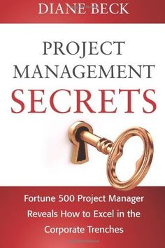 Project Management Secrets: Fortune 500 Project Manager Reveals How to Excel in the Corporate Trenches  By Diane Beck