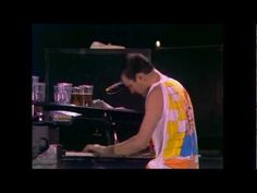 Queen - Bohemian Rhapsody (Live at Wembley 11.07.1986)