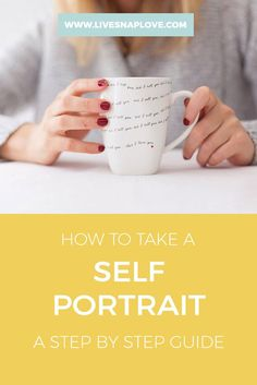 How to take a self portrait | photography tutorial.