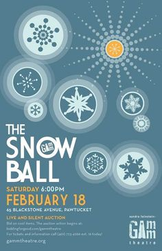 Fun Raising Friday: Snow Ball - 10 fun fundraising event ideas from non-profit groups. More fun fundraiser ideas at www.FundraiserHelp.com/event-ideas-2/