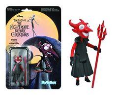 ReAction #NightmareBeforeChristmas The Devil 4-Inch Action Figure - Midtown Comics