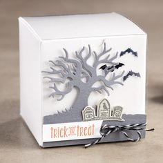 Spooky Fun Photopolymer Bundle by Stampin' Up! 144437