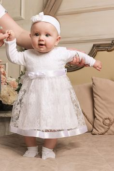 b7071c41b02 42 Best Baby girl wedding dress images