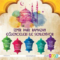 Izmir Park Ramazan Eğlenceleri ile Şenleniyor