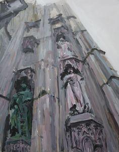 Mercedes Garrido - Síndrome Stendhal. Catedral Sevilla. Catedral 2