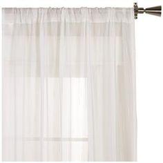 "Venice Collection - Sheer Curtain - Length 96""/SHEER/CURTAINS/WINDOWS|Bouclair.com"
