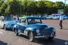 Rare #Peugeot #203 #Coupé à la Traversée de #Paris en #Voitures #Anciennes #TdP2015 Article original : http://newsdanciennes.com/2015/08/03/grand-format-news-danciennes-a-la-traversee-de-paris-2/ #Cars #Vintage