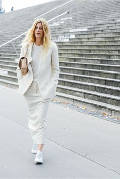 15 Looks Total White Que Son Perfectos Y Que Puedes Imitar | Cut & Paste – Blog de Moda