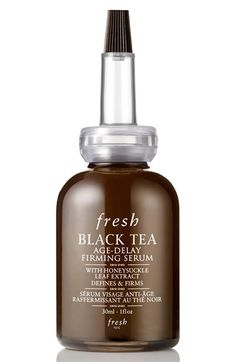 Fresh® 'Black Tea' Age-Delay Firming Serum available at #Nordstrom