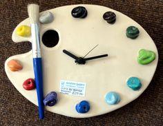 ceramic clock | 0000000291362.jpeg