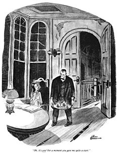 Charles Addams - The New Yorker