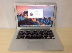 "Apple MacBook Air 13.3"" Laptop - MC965LL/A - 1.7 GHz Core i5 4 GB RAM ABPD105"