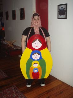 Russian Dolls Costume...ideas...