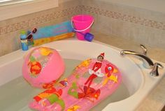 50 elf on the shelf ideas - Lemons and LaughsLemons and Laughs