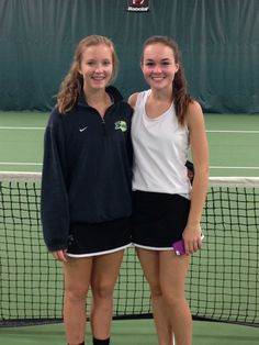 The SCC Freshmen Doubles team of Claire Loughlin and Alina Galyon will represent SCC And Section IV in doubles play at the state tournament in Latham NY November 2 and Double Play, November 2, Freshman, Athletics, Claire, Adidas Jacket, Sports, Jackets, Hs Sports