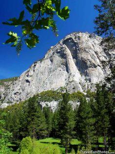 Zumwalt Meadow in Sequoia National Park, California – USA