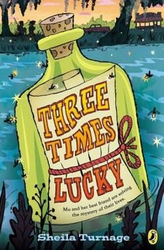 Three Times Lucky - Loved this book!! Laugh out loud funny and yet very thoughtful! Great characters.